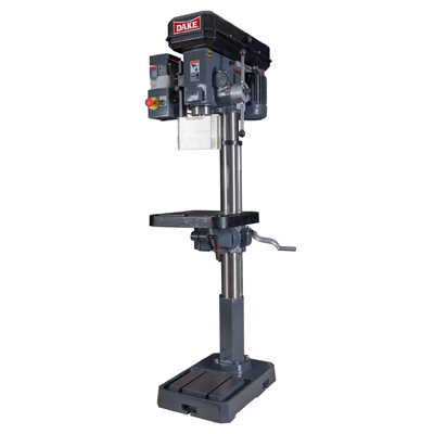 drill press- dake small